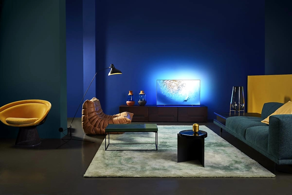 The First 2020 OLED TVs From Philips Are Rolling Out Now in Europe.