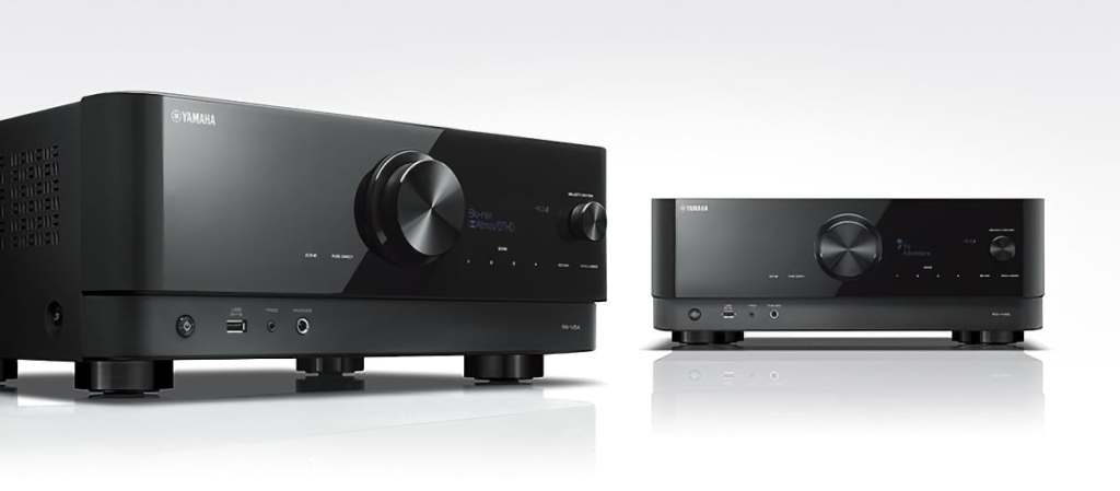 new Yamaha AV Receiver RX-V6A. Photo Credits by: Yamaha