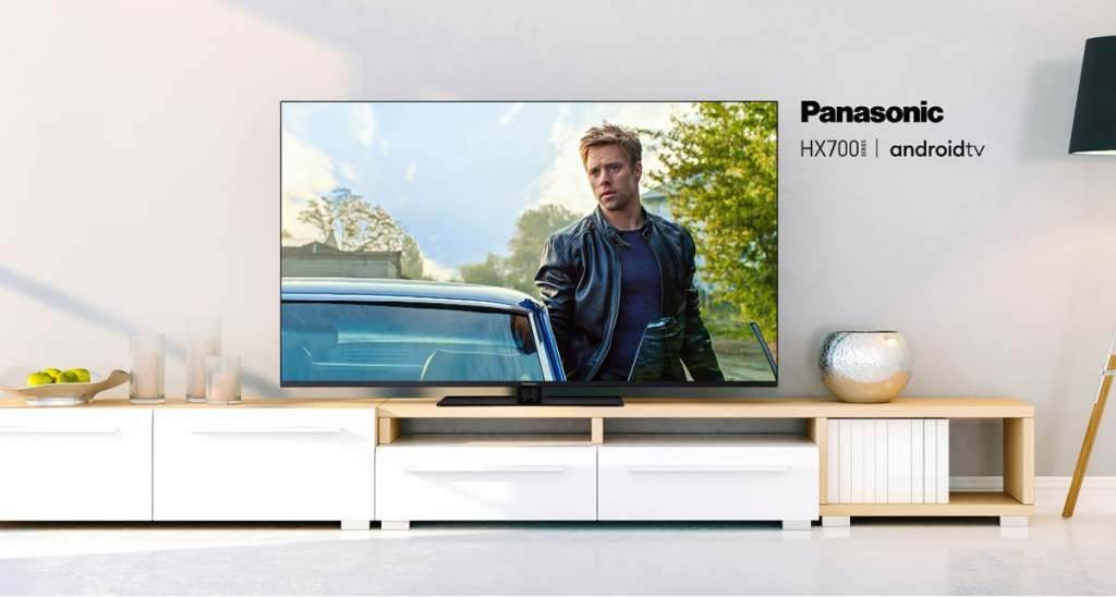 Image Credits: Panasonic.  Panasonic Unveils its First Android TVs for Europe.